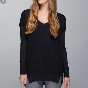 Lululemon The Sweater Life Sweater Size 4